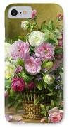 Roses  IPhone Case by Albert Williams