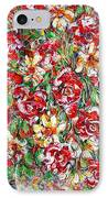 Roses For You IPhone Case