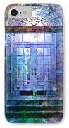 Rounded Doors IPhone Case by Barbara Berney