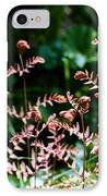 Royal Fern Fronds IPhone Case