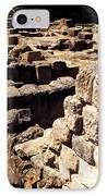 Ruins Of Zippori IPhone Case by Thomas R Fletcher