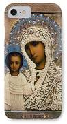 Russian Icon: Mary IPhone Case by Granger