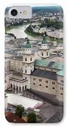 Salzburg Panoramic IPhone Case by Adam Romanowicz