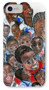Save The Children IPhone Case