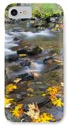 Scattered About IPhone Case by Mike  Dawson