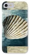 Seashell Souvenir IPhone Case by Lourry Legarde