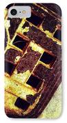 Sewer Drain IPhone Case by Olivier Calas