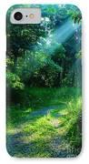 Shining Light IPhone Case