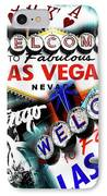 Sin City IPhone Case by John Rizzuto