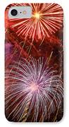 Sky Explosion IPhone Case by Phill Doherty
