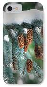 Snow Cones IPhone Case by Sharon Talson