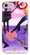 Soap Scene #21 Beggar Belief IPhone Case