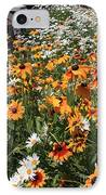 South Lake Tahoe Flowers IPhone Case