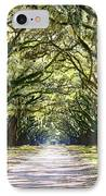 Southern Way IPhone Case by Carol Groenen