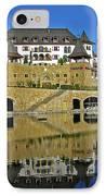 Spa Resort A-rosa - Kitzbuehel IPhone Case by Juergen Weiss