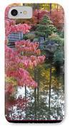 Sparkling Autumn Reflection IPhone Case
