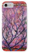 Spirit Tree 6 IPhone Case