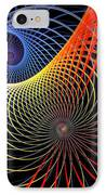 Spirograph IPhone Case