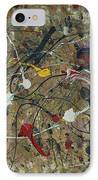 Splattered IPhone Case