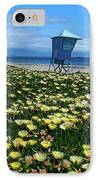 Spring Break Santa Barbara IPhone Case