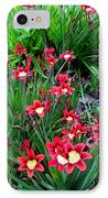 Spring Flowers IPhone Case by Joyce Woodhouse