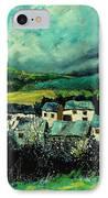 Spring In Daverdisse IPhone Case
