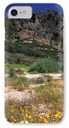 Spring In The Pinnacles IPhone Case by Kathy Yates