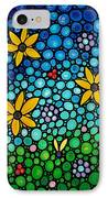 Spring Maidens IPhone Case