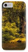 Spring Outing IPhone Case by Jessica Jenney