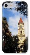 St Augustine Cathedral IPhone Case by Thomas R Fletcher