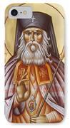 St John Of Shanghai And San Francisco IPhone Case by Julia Bridget Hayes