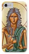 St Mary Of Egypt  IPhone Case