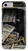 Stacked IPhone Case by CJ Schmit