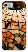 Stained-glass Lampshade IPhone Case by Suhas Tavkar