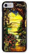 Stained Landscape IPhone Case