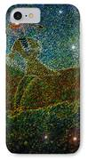 Star Rider IPhone Case by David Lee Thompson