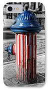 Star Spangled Banner IPhone Case by John Farnan