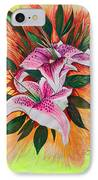 Stargazers IPhone Case by J R Seymour