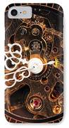 Steampunk Time IPhone Case by John Rizzuto