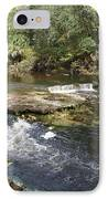 Steinhatchee Falls IPhone Case