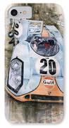 Steve Mcqueens Porsche 917k Le Mans IPhone Case