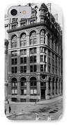 Stock Exchange, C1908 IPhone Case by Granger