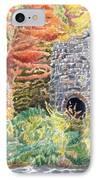 Stone Furnace IPhone Case