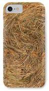 Straw IPhone Case by Michal Boubin