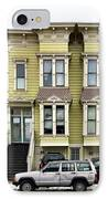 Streets Of San Francisco IPhone Case by Julie Gebhardt