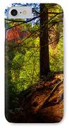 Subway Forest IPhone Case