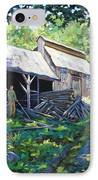 Sugar Shack In July IPhone Case