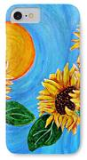 Sun Dance IPhone Case by Sarah Loft
