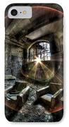 Sunburst Sofas IPhone Case by Nathan Wright