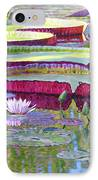 Sunlight On Lily Pads IPhone Case